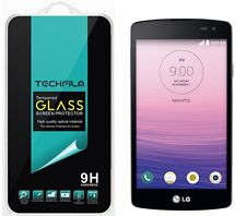 TechFilm® Tempered Glass Screen Protector Saver Shield For LG Optimus F60