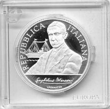 10 Euro Italien 2009 Guglielmo Marconi Silber PP Proof