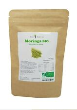 Moringa BIO - 60 gélules de 400 mg Biologique - Fer - Calcium - Vitamine