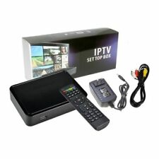 MAG250 DECODER IPTV 1080P HDMI STREAMING TV BOX MEDIA PLAYER with WiFi Included