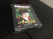 AMELIE DVD AUDREY TAUTOU MATHIEU KASSOVITZ SEALED PRECINTADA