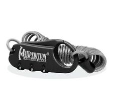 Maxpedition Cable And Combination Lock