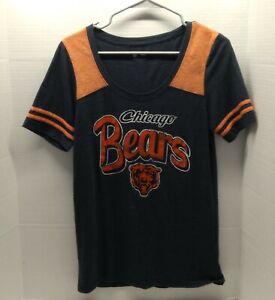 Chicago Bears NFL Team Apparel Short Sleeve Tshirt - Women's Size Large **EUC**