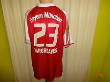"Bayern MONACO ADIDAS MAGLIA 2003/04"" - T --- mobile -"" + N. 23 Hargreaves TG. XXL"