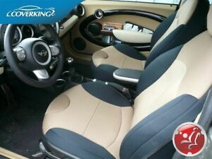 Coverking Neosupreme Front & Rear Seat Covers for Acura RDX - Made to Order