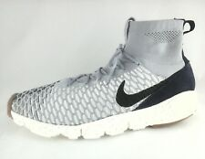 Nike Footscape Magista Flyknit Wolf Grey Mens Shoes 816560-001 US 12.5 EU 47 NEW