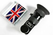 NIKON DR-3 RIGHT ANGLE VIEWFINDER  & CAP FITS 19MM EYEPEICE (USE DK-18 FOR 22MM)