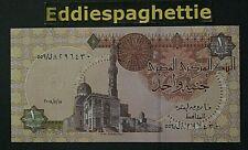 EGYPT 1 POUND 2008 UNC P-50