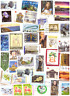 50G NEW ZEALAND HIGH VALUES KILOWARE STAMPS ON PAPER