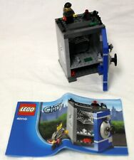 Lego City 40110 Coin Bank Complete with Instructions