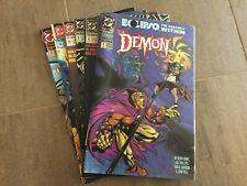 Eclipso The Darkness Within #1, 8,9,11,16,21 1992 lot of 6 books
