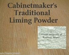 50g White Liming Powder - to make wood liming wax 50 g