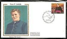 Canada Sc # 998 Antoine Labelle Fdc . Colorano Silk Cachet.