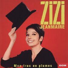 "CD NEUF ""MON TRUC EN PLUMES"" Zizi JEANMAIRE / best of 18 titres"