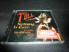 JETHRO TULL LIVE AT THE ISLE OF WIGHT 1970 RARE NEW REMASTERED SEALED CD!