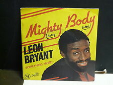 LEON BRYANT Mighty body DELITE RECORDS 101510