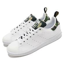 Adidas Originals Stan Smith Blanco Camo Zapatillas Zapatos para hombres estilo de vida informal GV9708