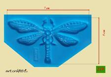 Silikonform (219) Libelle  silicone mold cake fondant sugarcraft