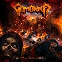 GOMORRA - DIVINE JUDGEMENT (GTF.BLACK VINYL)  2 VINYL LP NEU