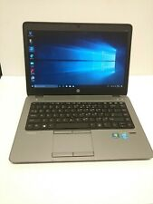 New Listing Hp 840 G1| Core I5-4300U 1.9Ghz | 500Gb Hd | 8Gb Ram Win 10 With Charger