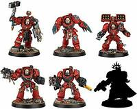 Space Marine Heroes Series 2 Warhammer 40000 Japan Limited 6 Set Figure F/S NEW
