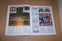 Autozeitung 11661) Der hat Power! Toyota Celica GT mit 108PS im TEST auf 3 Seit
