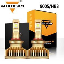 2019 AUXBEAM 9005 HB3 90W LED Headlight Bulbs for GMC Sierra 1500 2500 HD 95-06