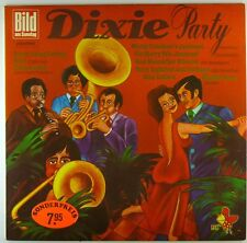 """12"""" LP - Various - Dixie Party - F480 - cleaned"""