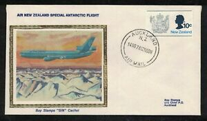 Aviation. Air New Zealand. Special Antarctic Flight Cover Mint Condition (RW326)