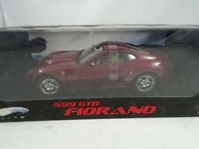 1:18 Mattel Elite #M1200 Ferrari 599 Gtb Fiorano Rouge Vin - Rare §