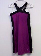 New Women's K-Swiss V Tank Dress - Size S - Purple - Free Shipping!