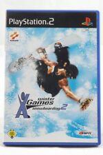 ESPN Winter X Games Snowboarding 2 (Sony PlayStation 2) PS2 Spiel in OVP