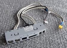 HP Compaq 500B MT Frontal/lector de tarjetas USB/Audio/E/S Panel | 504856-001