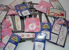 50 GIRLS PARTY BAG FILLERS, FAVORS, CARNIVAL TOYS, FISH POND TOYS.