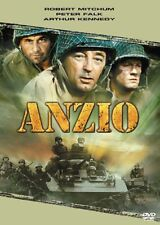 "DVD "" Anzio ""-robert Mitchum Neu Unter Blister"