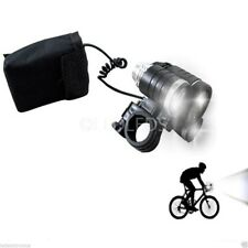 faro led bici bike mtb cree 1800 lumen fanale testa casco bicicletta torcia