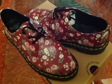Boot Anfibio Donna Dr.MARTENS 1460 W 11821614 Vintage Rose Cherry Red Rouge