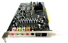 Dell WW202 Sound Blaster SB0770 PCI X-Fi GAMER carte son
