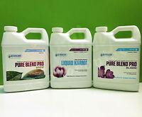 Botanicare PURE BLEND PRO SOIL or HYDRO TRIO 1 QT 32oz Combo Grow Kit Organic BC
