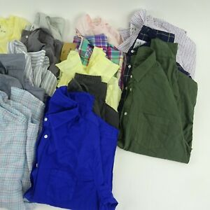 FRANK & EILEEN Wholesale Lot 68 Mens Size Small Button Up Shirts & Tops NEW