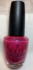 Opi Nail Lacquer, Black Label, Rare, Unopened, Far East Fuschia