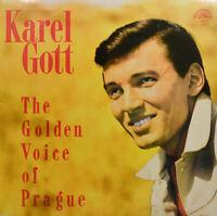 "KAREL GOTT - The Golden Voice Of Prague - LP 12""  (Z1738)"
