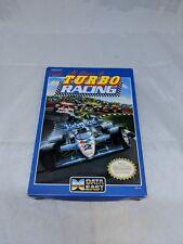Al Unser Jr.'s Turbo Racing (Nintendo Entertainment System, 1990) CIB Complete