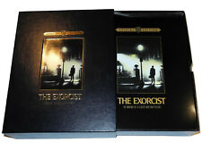William Friedkin THE EXORCIST 25th Anniversary Widescreen Edition VHS Box Set