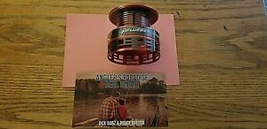 Pflueger reel repair parts (spool President Limited Edition LE 40)