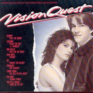 SOUNDTRACK-VISION QUEST (US IMPORT) CD NEW