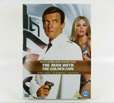 The Man With The Golden Gun Ultimate Edition DVD 2 Disc w/ Slipcover James Bond