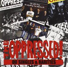 The Oppressed Oi! Singles & Rarities CD NEW SEALED Punk Skinhead