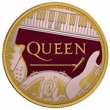United Kingdom 2020 2£ - Queen - 1 Oz Silver Coin