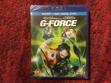 Disney : G-Force : New 3 - Disc Blu-ray / DvD Set